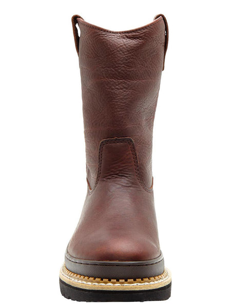 "Men's 9"" Georgia Giant Wellington Work Boot G4274 Georgia - J.C. Western® Wear"