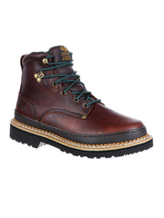 "Men's 6"" Georgia Giant Brown Work Boot G6274 Georgia - J.C. Western® Wear"