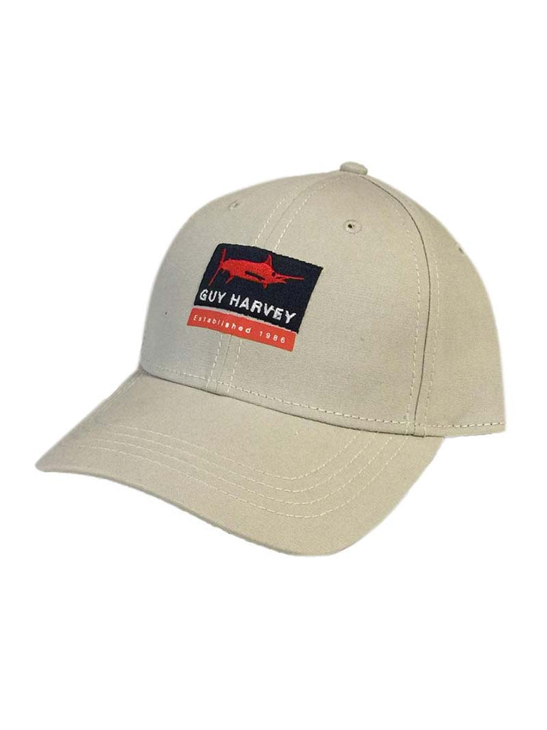Guy Harvey Mens Armada Hat GHH22044 Khaki