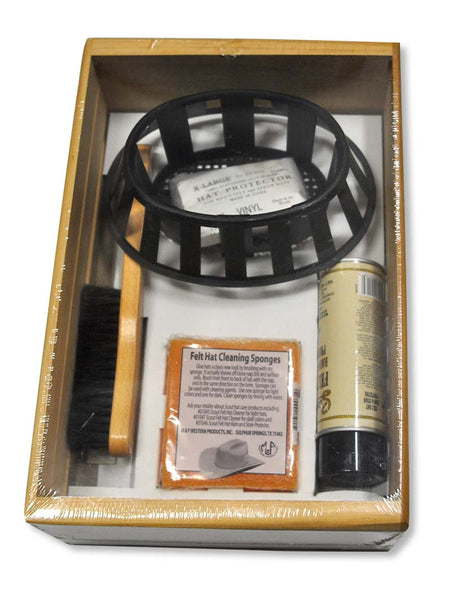 M&F Felt Hat Care Kit J.C. Western® Wear - J.C. Western® Wear