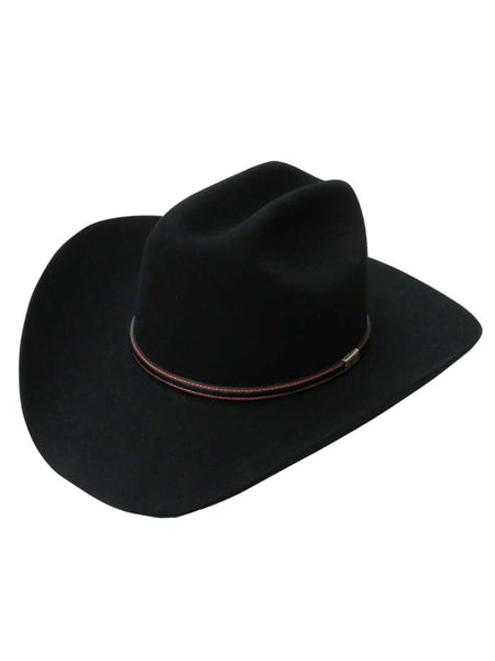"George Strait Collection By Resistol ""Salado"" Felt Hat -RFSLDO-7540"