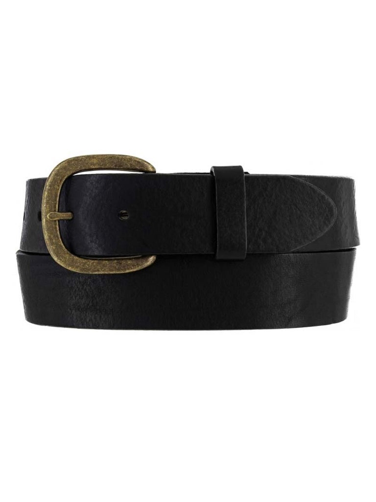 Justin Work Basic Leather Belt 232BK Black Justin - J.C. Western® Wear