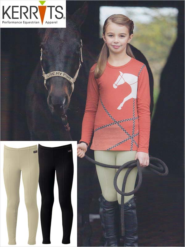 Kerrits Kids Performance Riding Tight 60500 Kerrits - J.C. Western® Wear