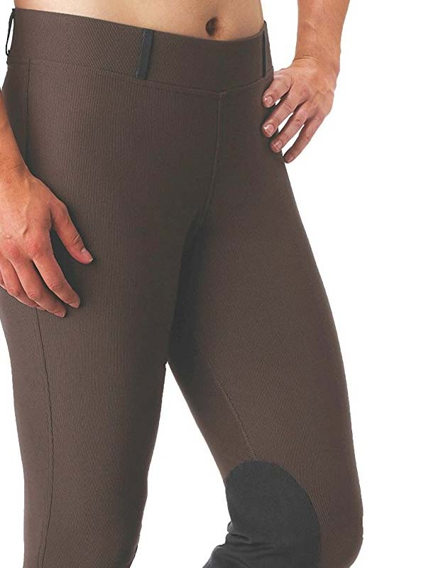 Kerrits Microcord Kneepatch Riding Breech 50140 Kerrits - J.C. Western® Wear