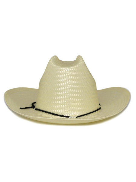 Little Kids Cowboy Natural Straw Hecho en Mexico Hat J.C. Western® Wear - J.C. Western® Wear