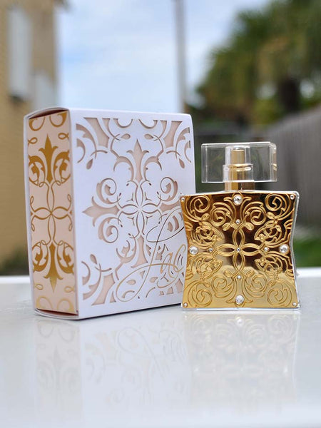 Women's Lace Authentic Western Perfume 91571