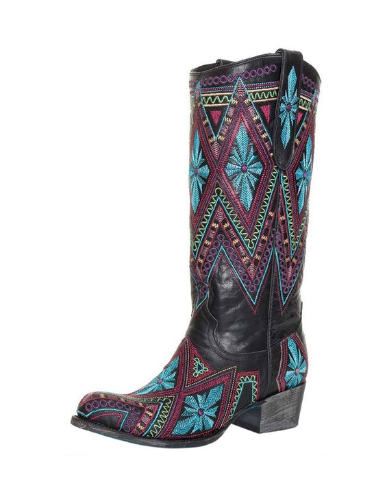 Lane Women's Sunshine Embroidery Western Fashion Boots LB0177B Lane Boots - J.C. Western® Wear