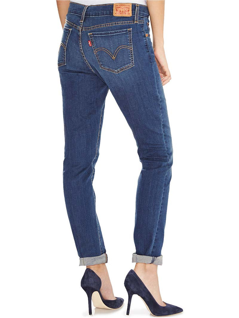 Levi's Womens 414 Relaxed Straight Fit Coastal Ridge Jeans 198890005 (D) Levis - J.C. Western® Wear