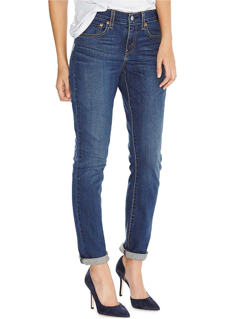 274345a7b5a Levi's Womens 414 Relaxed Straight Fit Coastal Ridge Jeans 198890005 (D)  Levis - J.C.