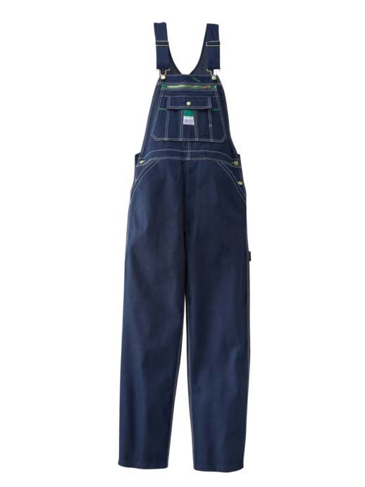 Liberty Mens Rigid Denim Bib Overall MOV18006 Liberty - J.C. Western® Wear