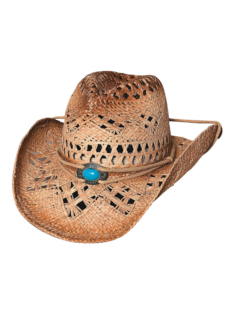 "Bullhide ""Lost In Love"" Straw Hat - 2591 Bullhide - J.C. Western® Wear"
