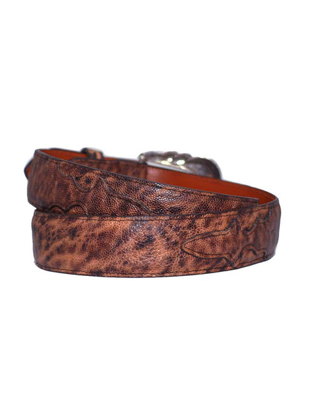 Lucchese Classics USA Made Lizard Skin Western Belt W04546 Lucchese - J.C. Western® Wear