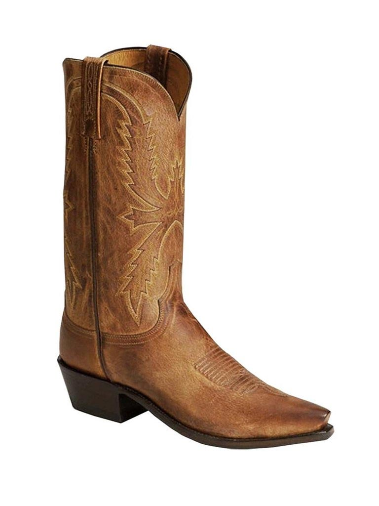 Men's Lucchese 1883 Burnished Mad Dog Goat Boots N1547