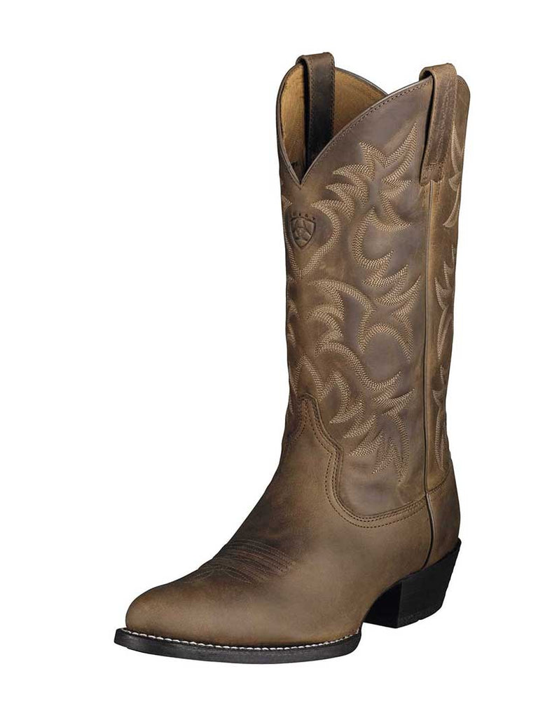 Mens Ariat® Heritage Brown Western Boot 10002204 Ariat - J.C. Western® Wear