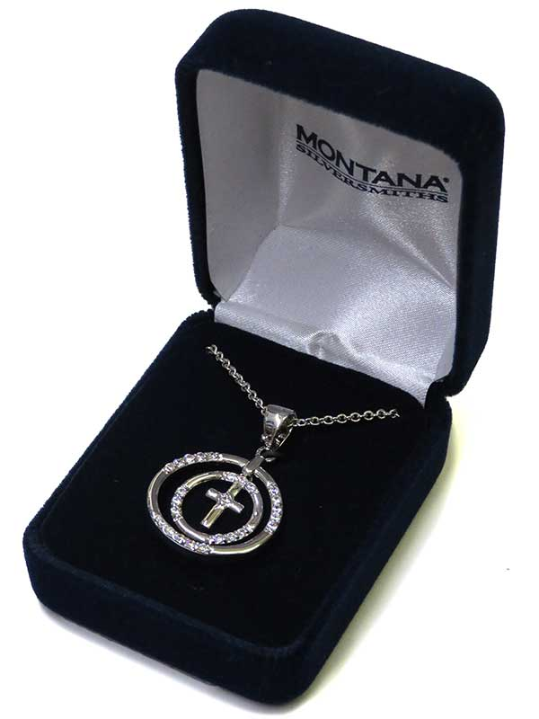 Montana Silversmiths NC2515 Fellowship Circle Necklace