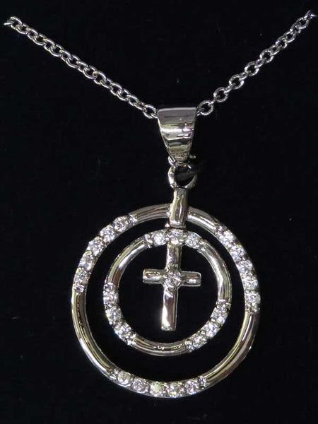 Montana Silversmiths Fellowship Circle Necklace NC2515