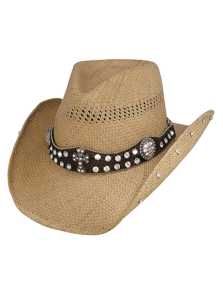 "Bullhide ""More Than Words"" Straw Hat - 2644 Bullhide - J.C. Western® Wear"