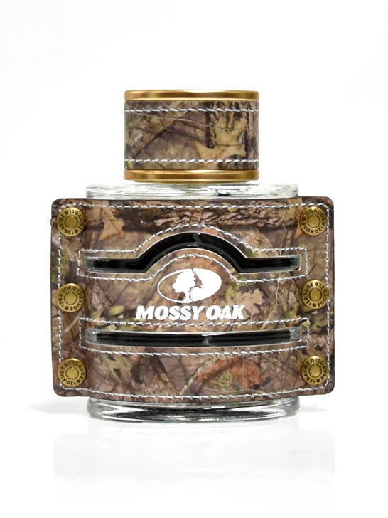 Murcielago Mens Authentic Mossy Oak Cologne 3.4oz Spray Bottle