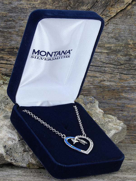 Montana Silversmiths Follow Your Heart Arrow Necklace NC3949