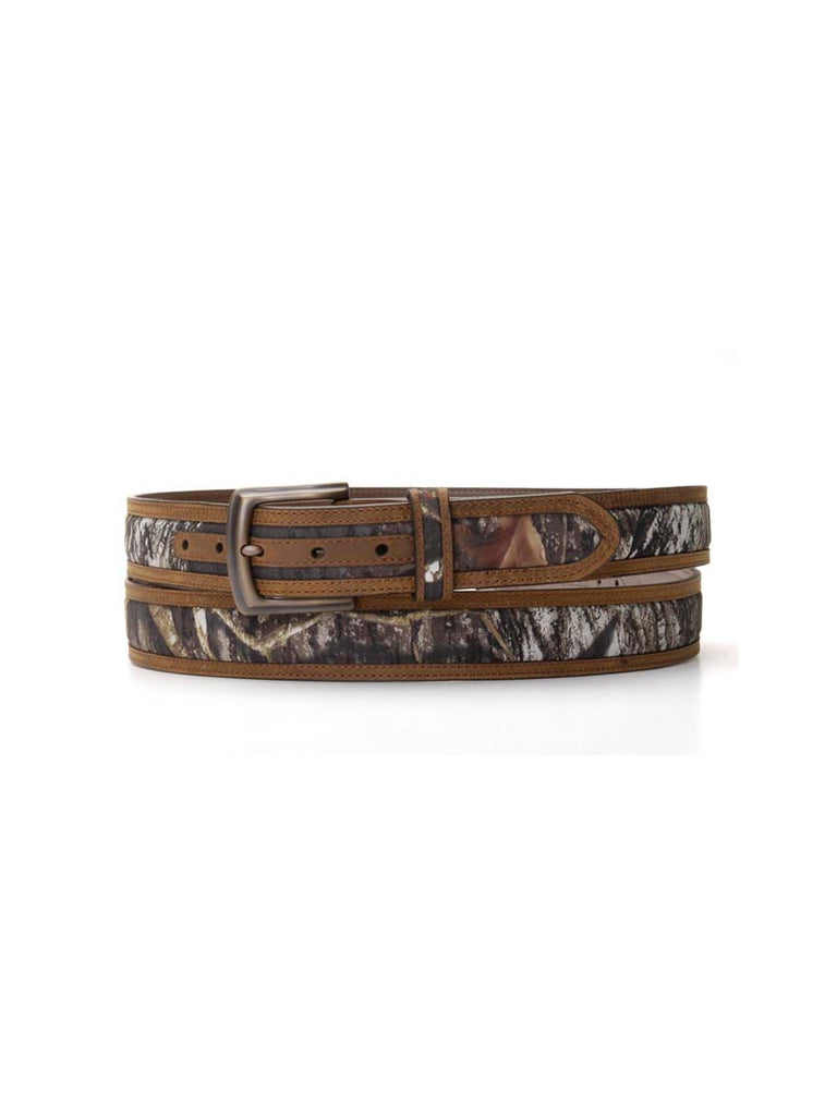 Nocona Camo Double Stitch Belt N24362222 Nocona - J.C. Western® Wear
