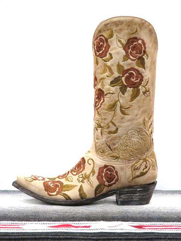Old Gringo Womens Ziggy Rose Cowgirl Boots L1284-5