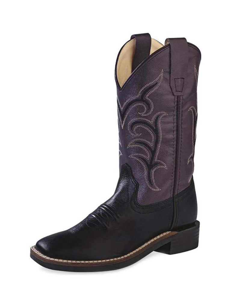 Kid's Old West Ultra-Flex Boot - BSC1856 Old West - J.C. Western® Wear