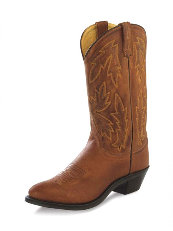 Men's Old West Polanil Round Toe Boots OW2029