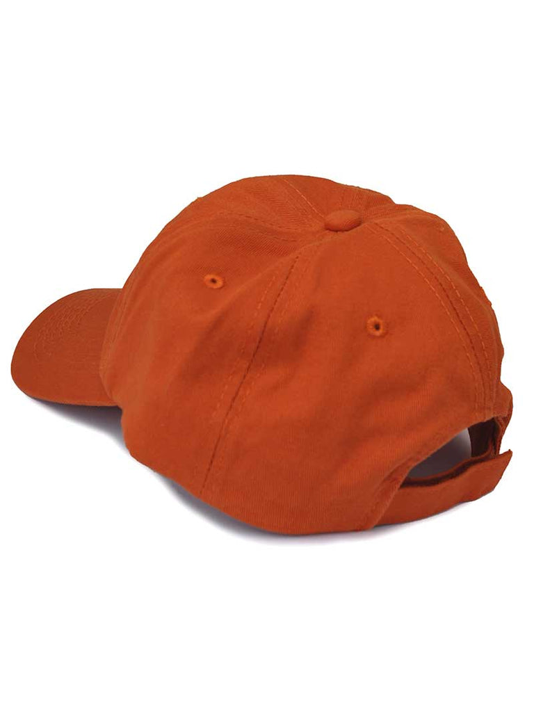 Outdoor Cap Mens Burnt Orange Trucker Blank Hat GWT116-ORG Outdoor Cap - J.C. Western® Wear