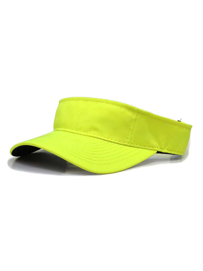 Outdoor Cap Mens Q3® Wicking Sweatband Adjustable Visor PCTV100