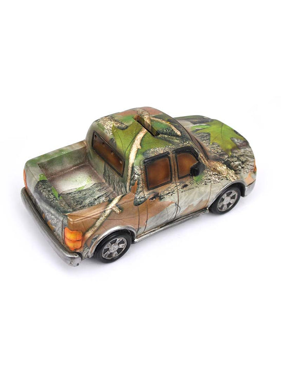 Boys Rivers Edge Camo Truck Piggy Bank - BANK710 J.C. Western® Wear - J.C. Western® Wear