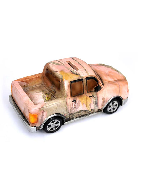 Girls Rivers Edge Camo Truck Piggy Bank - BANK711