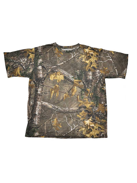 Ranger 131RX Mens Camo Short Sleeve Realtree Tee