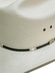 George Strait Resistol 10X Double Hock Straw Hat RSDBHC-3042