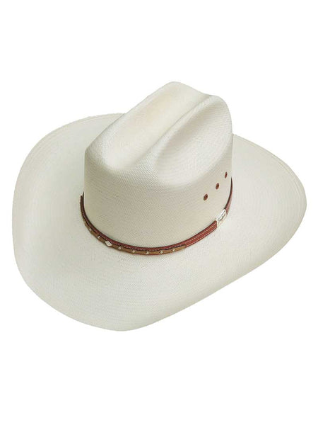 George Strait Resistol 10X Low Time Straw Hat RSLWTM-5640
