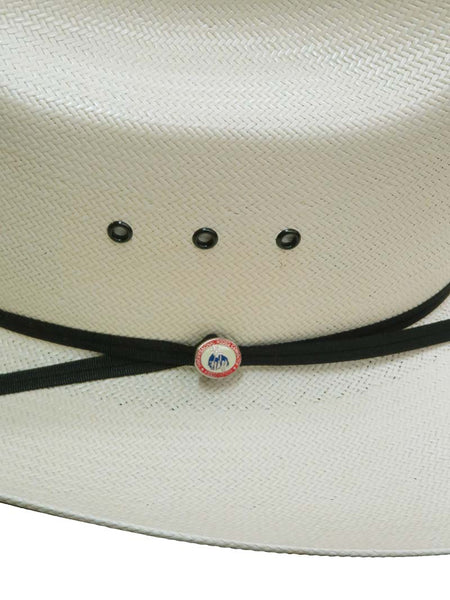Resistol 10X Best-All-Around ProRodeo Natural Straw Hat RSPRC4-7342