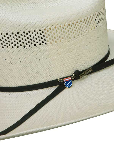 Resistol 10X USTRC Big Money Straw Hat RSUSBM-3040