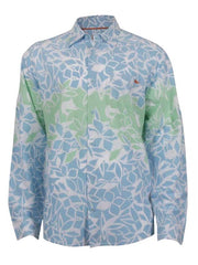 Salt Life SLM30060 Mens Cabo Long Sleeve Woven Shirt Light Blue - J.C. Western® Wear