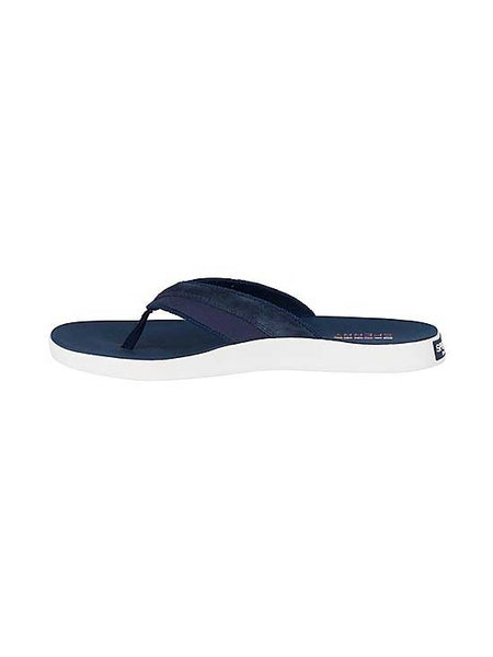Sperry Mens Wahoo Flip Flop STS17429 Navy