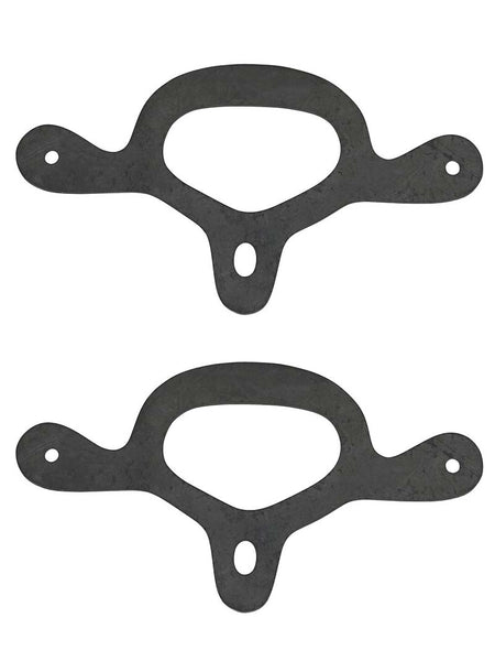 Colorado Saddlery Three Point Spur Tie Downs