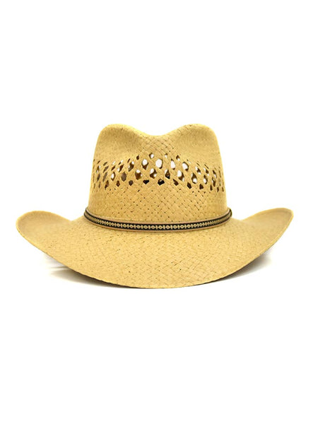 Stetson Men's CANYON Natural Panama Straw Hat SSCNYN-2T3279 front