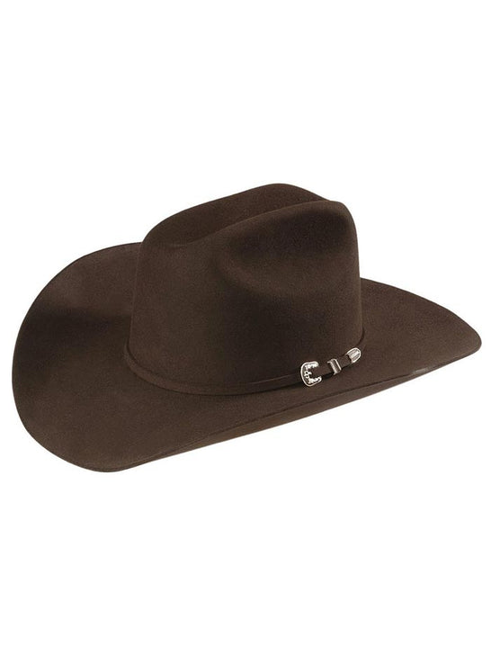 Stetson Skyline Felt Hat 6X Chocolate SFSKYL-7540-66 at JC Western Wear