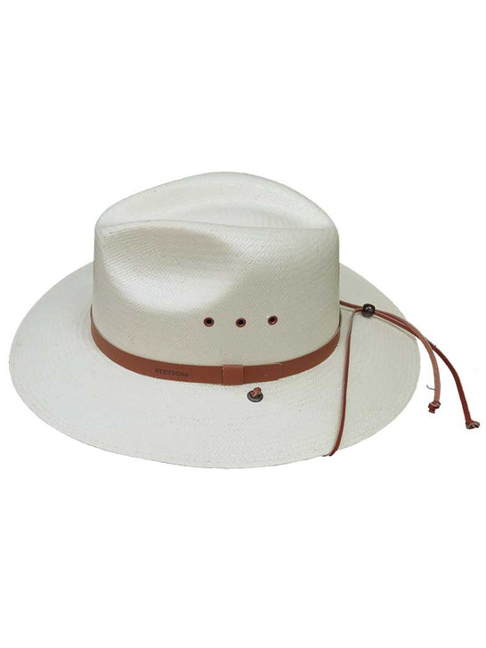 Stetson Mens LOS ALAMOS Outdoor Straw Hat OSLAMS-3830