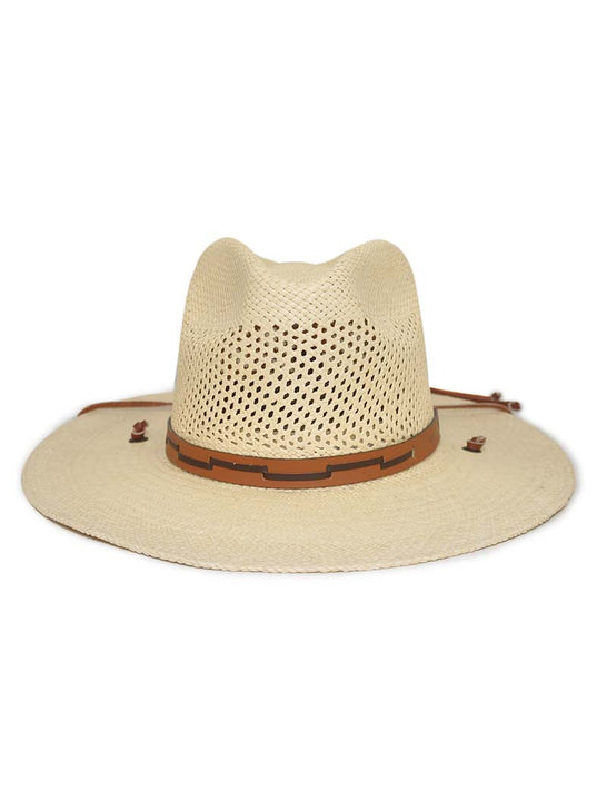 Stetson Airway Straw Hat TSARWY-3830-81 Stetson - J.C. Western® Wear