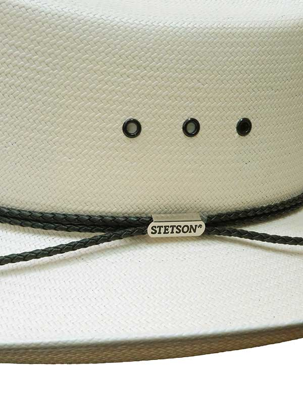 Stetson 10X Carson Natural Straw Hat SSCRCMK-6036