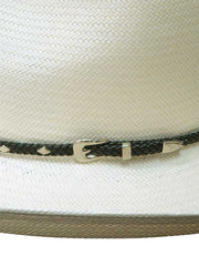Stetson 10X Diamond Jim Natural Straw Hat SSDIAJK-4034
