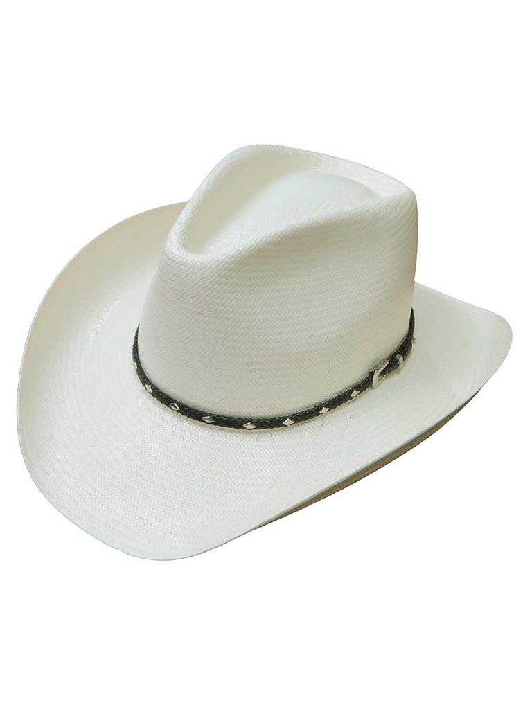 Stetson 8X Diamond Jim Natural Straw Hat SSDIAJK-4034