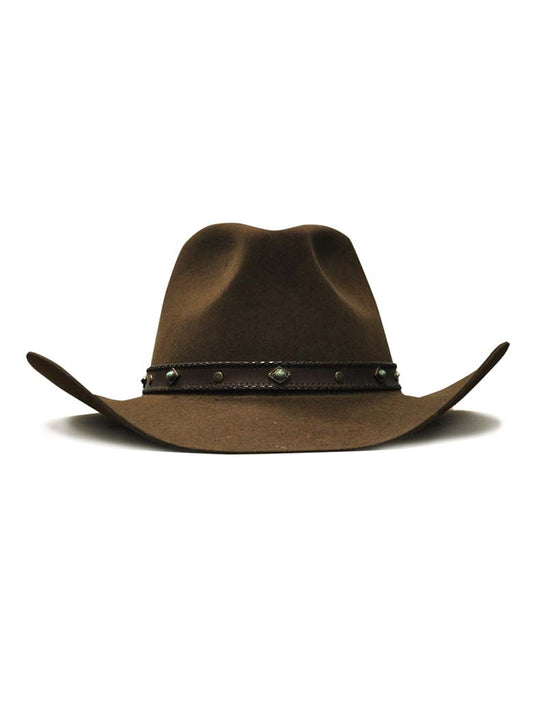 Mens Stetson Sunset Ride 4X Mink Fur Felt Cowboy Hat SBSSRD 413423