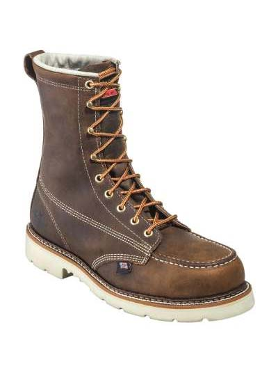 Thorogood 804-4378 Mens 8″ Trail Crazyhorse MAXWear90 Safety Toe Boot