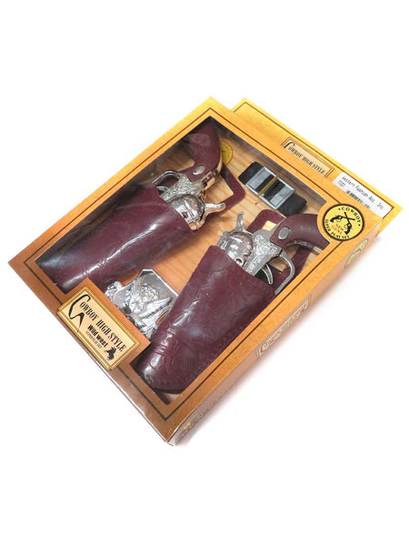 Cowboy Wild West Super Play Toy-Gun Set T101