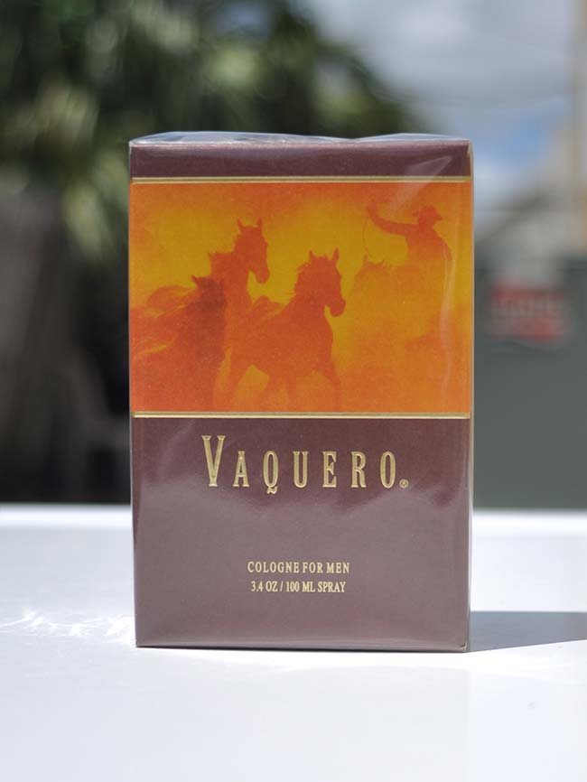 Men's Vaquero Authentic Western Cologne